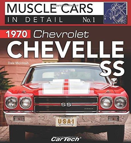 Muscle Cars in Detail No. 1: 1970 Chevelle SS