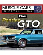 Muscle Cars in Detail Number 08 : 1964 Pontiac GTO