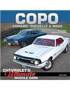 COPO Camaro, Chevelle and Nova : Chevrolet's Ultimate Muscle Cars