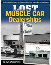 Lost Muscle Car Dealerships