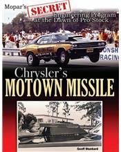 Chrysler's Motown Missile