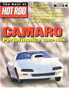 Camaro Performance 1989 - 1996: The Best Of Hot Rod Magazine - Front Cover