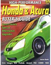 High-Performance Honda & Acura Buyer's Guide