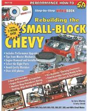 How to Rebuild the Small-Block Chevy (2 Hour DVD Included)