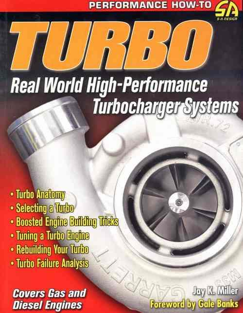 Turbo : Real World High-Performance Turbocharger Systems - Front Cover