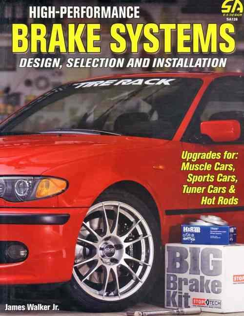 High Performance Brake Systems - Front Cover