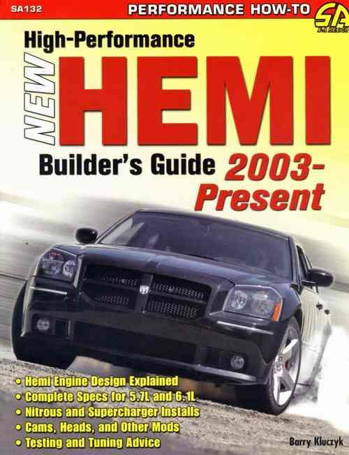 High-Performance New Hemi Builders Guide 2003 to Present - Front Cover