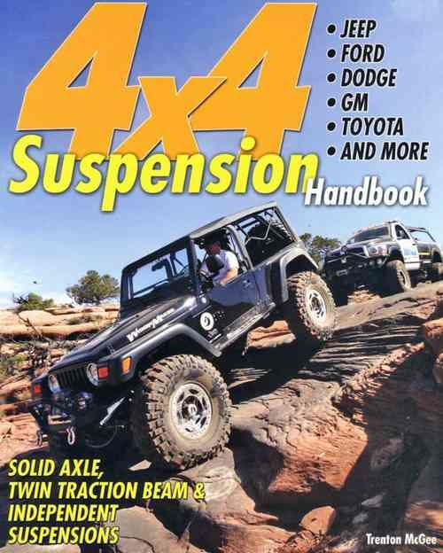 4x4 Suspension Handbook - Front Cover