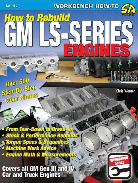 How to Rebuild GM LS Series Engines - Front Cover