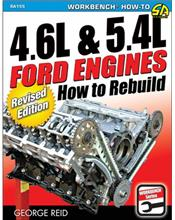 How To Rebuild 4.6 litre & 5.4 Litre Ford Engines