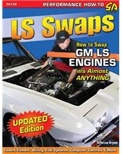Ls Swaps : How to Swap GM Ls Engines Into Almost Anything