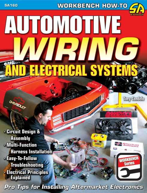 Automotive Wiring And Electrical Systems - Front Cover