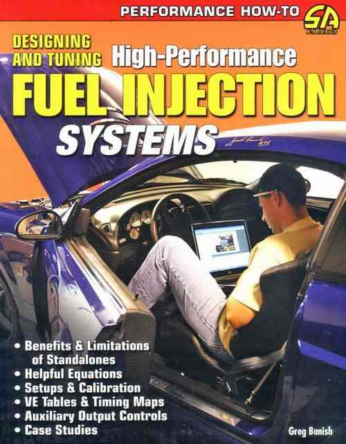 Designing And Tuning High-Performance Fuel Injection Systems - Front Cover