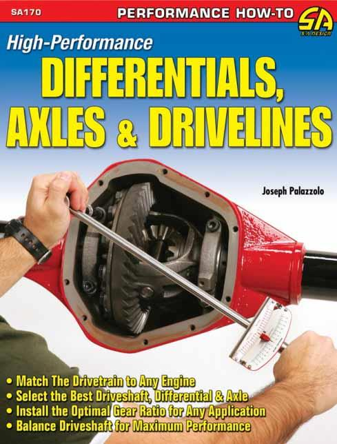 High-Performance Differentials, Axles & Drivelines - Front Cover