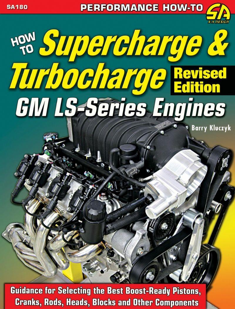 How to Supercharge & Turbocharge GM LS-Series Engines - Front Cover
