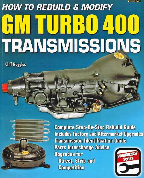 How to Rebuild & Modify GM Turbo Hydra-Matic 400 Transmissions - Front Cover
