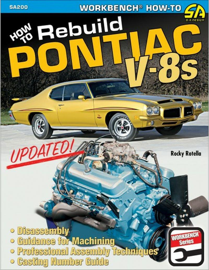 How-To Rebuild Pontiac V-8s