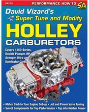 How To Super Tune & Modify Holley Carburetors