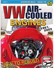 How to Rebuild VW Air-Cooled Engines 1961 - 2003