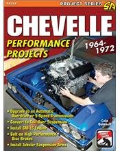 Chevelle Performance Projects 1964 - 1972