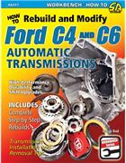 How to Rebuild and Modify Ford C4 and C6 Automatic Transmissions - Front Cover