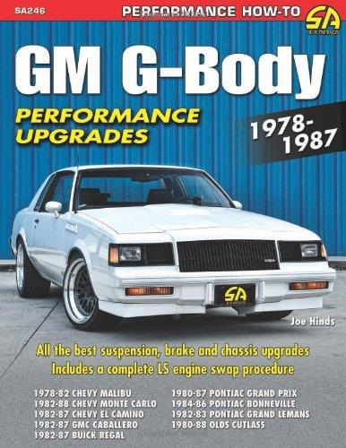 GM G-Body Performance Upgrades 1978 - 1987 - Front Cover