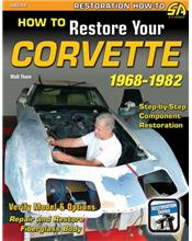 How to Restore Your C3 Corvette 1968 - 1982