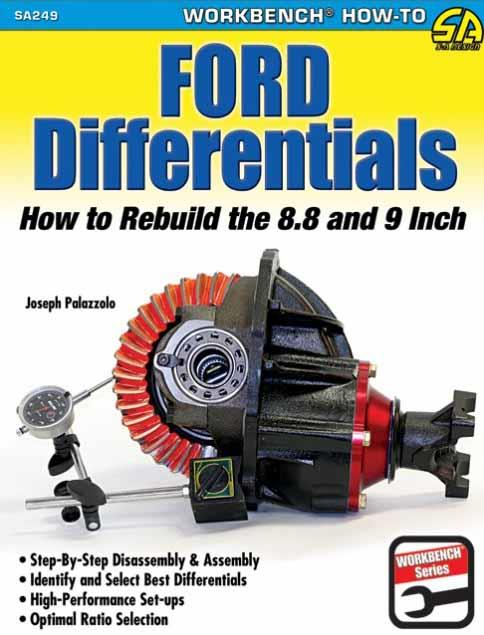 Ford Differentials: How to Rebuild the 8.8 and 9 Inch - Front Cover