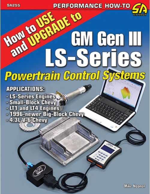 How to Use and Upgrade to GM Gen III LS-Series Powertrain Control Systems - Front Cover