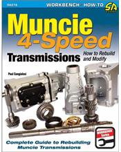Munice 4-Speed Transmissions: How to rebuild & Modify