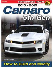 How to Build and Modify Camaro 5th Gen 2010 - 2015