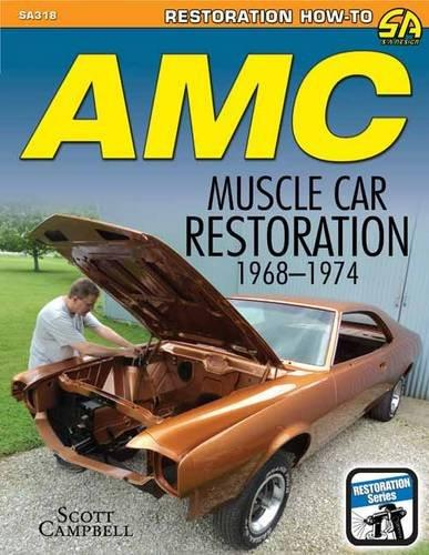 AMC Javelin, AMX and Muscle Car Restoration 1968 - 1974