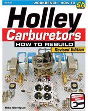 Holley Carburetors : How to Rebuild