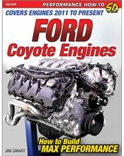 Ford Coyote Engines : How to Build Max Performance