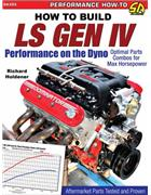 How to Build Ls Gen IV Performance on the Dyno - Front Cover
