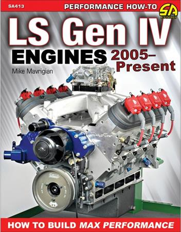 Ls Gen IV Engines 2005 - Present : How to Build Max Performance - Front Cover