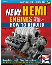 New Hemi Engines 2003-Present : How to Rebuild