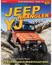 Jeep Wrangler YJ 1987 - 1995 : Advance Performance Modifications