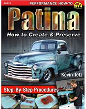 Patina: How to Create and Preserve