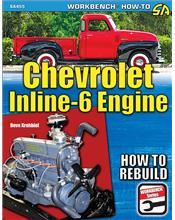 Chevrolet Inline-6 Engine 1929 - 1962 : How to Rebuild