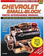 Chevrolet Small Block Parts Interchange Manual - Front Cover