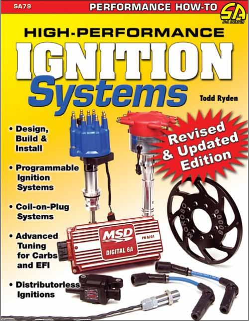 How to Build High-Performance Ignition Systems - Front Cover