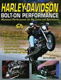 Harley-Davidson Bolt-On Performance - Front Cover
