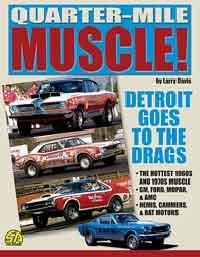 Quarter Mile Muscle - Front Cover