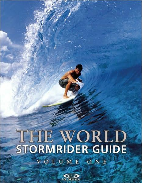 The World Stormrider Guide Volume 1 - Front Cover