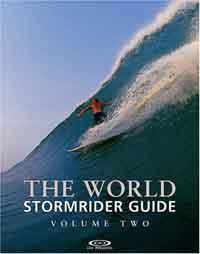 The World Stormrider Guide Volume 2 - Front Cover