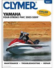 Yamaha Four-Stroke FX, FX140, VX PWC 2002 - 2009