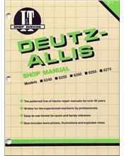 Deutz Allis 1986 - 1990 Farm Tractor Owners Service & Repair Manual