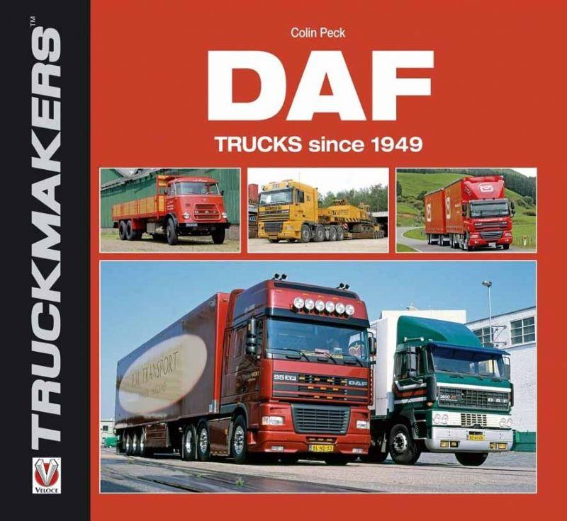 DAF Trucks since 1949 - Front Cover