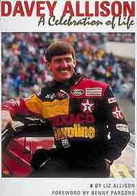 Davey Allison - A Celebration of Life - Front Cover